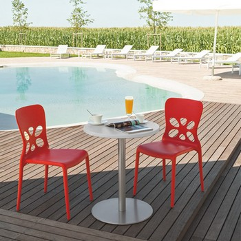 Connubia Calligaris Neon Outdoor Chair