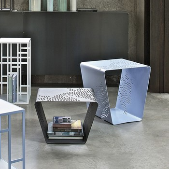 Bontempi Casa Pattern Side Table