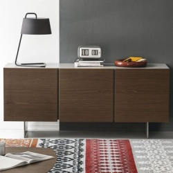 Calligaris Sipario 3 Door Sideboard