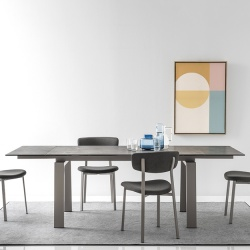 Connubia Calligaris Zeffiro Ceramic Table