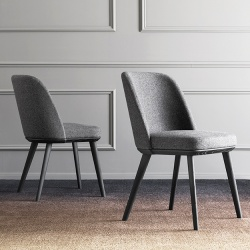 Calligaris Foyer Fabric Chair