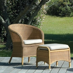 Cane-line Derby Chair With Arms