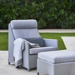 Contemporary Outdoor Armchairs