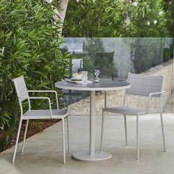 Cane-line Go Round Bistro Table