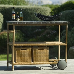 Cane-line Henley BBQ Table
