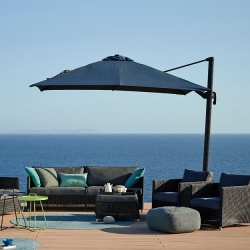 Cane-line Hyde Luxe Parasol