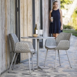 Cane-line Drop Bistro Table