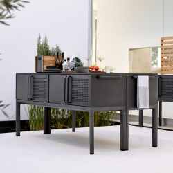 Cane-line Drop Kitchen Island