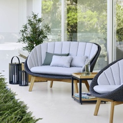 Cane-line Peacock 2 Seater Sofa