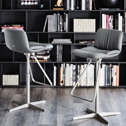 Cattelan Italia Axel X Bar Stool