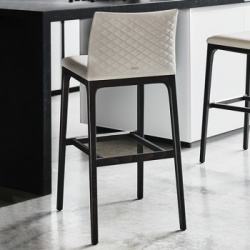 Cattelan Italia Arcadia Couture Bar Stool