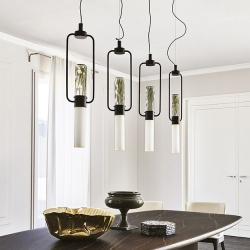 Cattelan Italia Bamboo Suspension Light