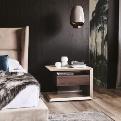 Cattelan Italia Biagio Bedside Table