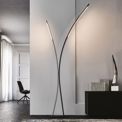 Cattelan Italia Twin Floor Lamp