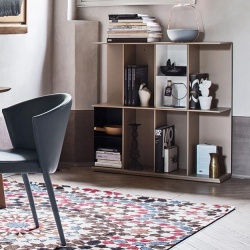 Calligaris Division Low Bookcase