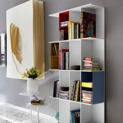 Calligaris Division Tall Bookcase
