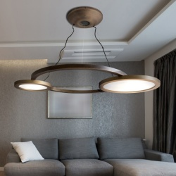 Contardi Eclisse Suspension Light