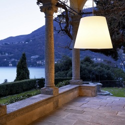 Fontana Arte Amax Outdoor Suspension Light