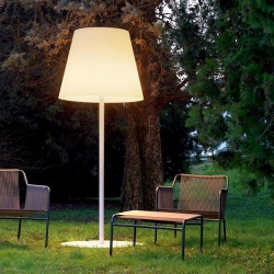 Fontana Arte Amax Outdoor Floor Lamp