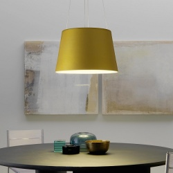 Fontana Arte Aurea Suspension Light