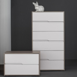 Edge Tall Chest of Drawers