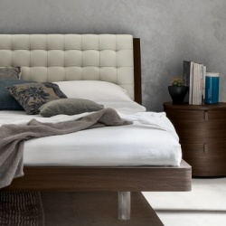 Isle Upholstered Bed