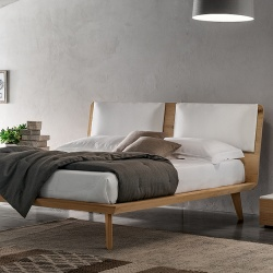 Scandi Upholstered Bed
