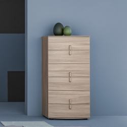 Sienna Tall Chest of Drawers