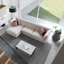Calligaris Leaf Sofa