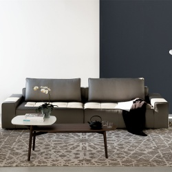 Calligaris Lounge Easy High Sofa