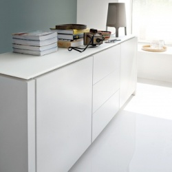 Calligaris Mag 2 Door, 3 Drawer Sideboard