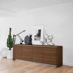 Calligaris Mag 4 Door Sideboard