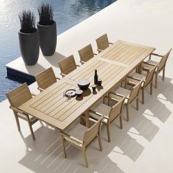 Manutti Milano Outdoor Dining Table