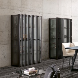 Pacini Cappellini Bay Slatted Cabinet