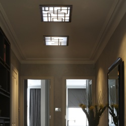 Contardi Recessed Square Ceiling Light