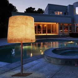 Contemporary Outdoor Lighting