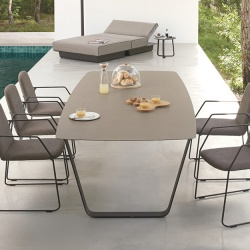 Manutti Air Outdoor Dining Table