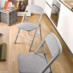 Calligaris Alu Folding Chair