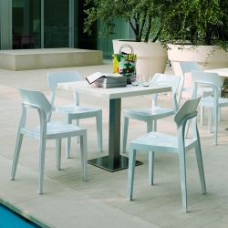 Bontempi Casa Aria Outdoor Chair