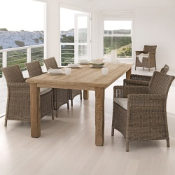 Manutti Asti Outdoor Dining Table