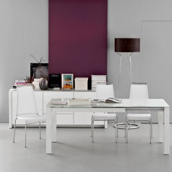 Calligaris table for Calligaris baron table