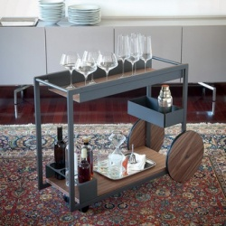 Cattelan Italia Brandy Trolley