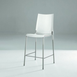 Bontempi Casa Eva Outdoor Bar Stool