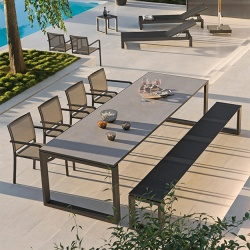 Manutti Fuse Outdoor Dining Table
