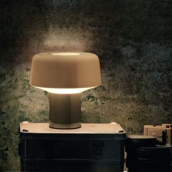 Diesel  Foscarini Glass Drop Table Lamp