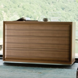 Porada Hamilton 3 Drawer Chest