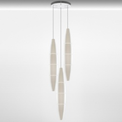 Foscarini Havana Suspension Cluster