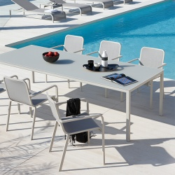 Manutti Helios Outdoor Dining Chair