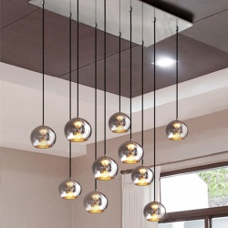 Contardi Kubric So Cluster Suspension Light