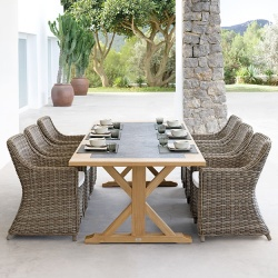 Manutti Livorno Outdoor Dining Table